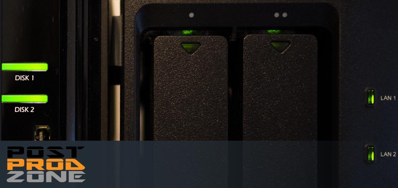 PostProdZone - Serveurs de fichiers